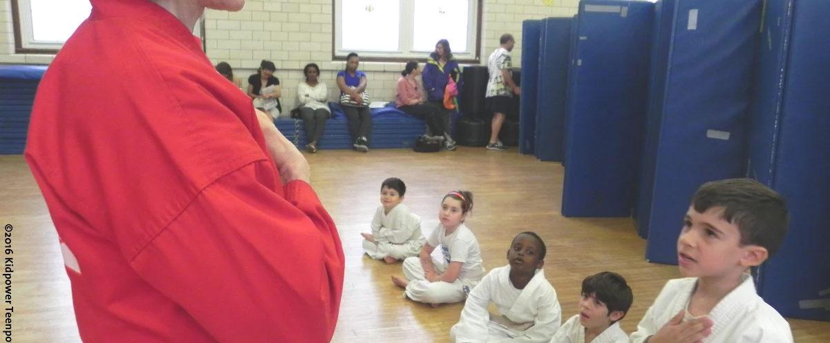 cours de Self-defense pour enfants